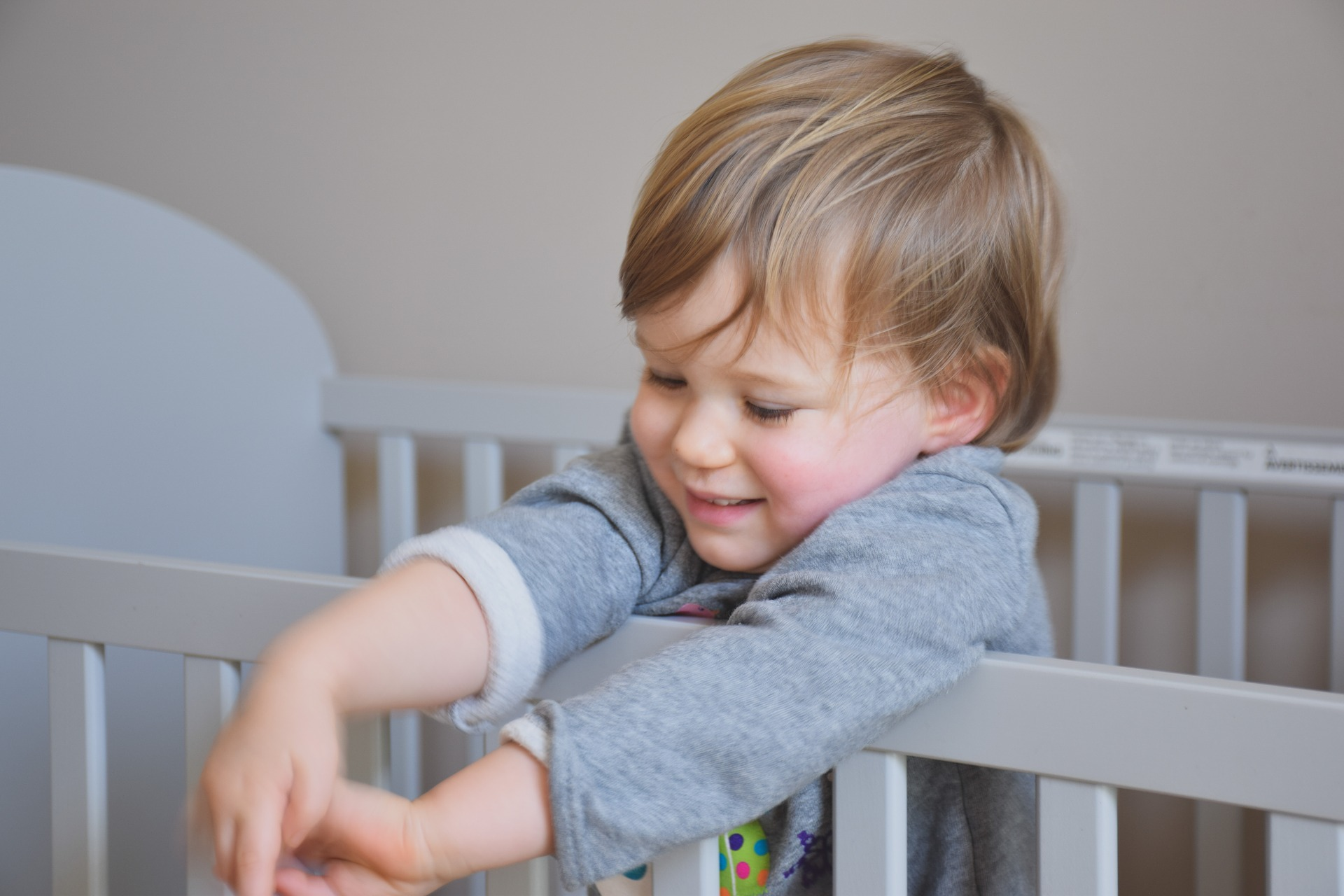child crib transition