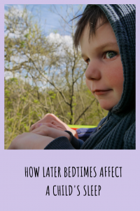 Contrary to a lot of information out there. Later bedtimes are not useful.  Find out here how later bedtimes affect sleep.