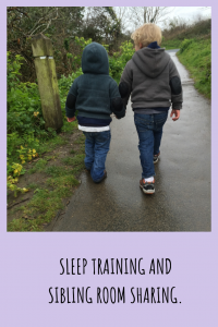 Sleep training when your kids share a room isn't an easy task, but there are things you can do to ensure your success.