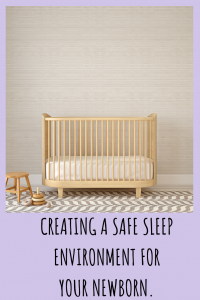 With all the gorgeous products out there, it can be hard to know what to buy, and how to set up your nursery in a safe way. Read on to learn how to set up a safe sleep environment for your baby.