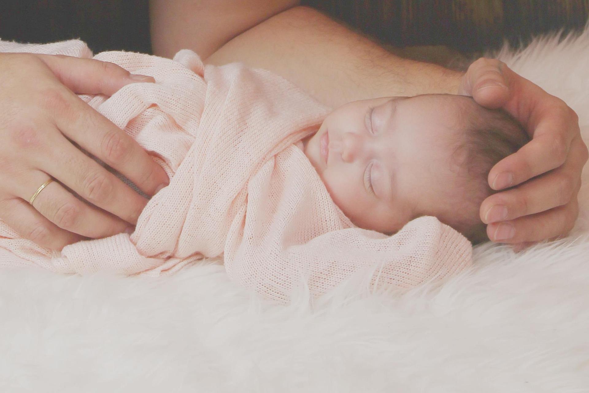 newborn sleep information