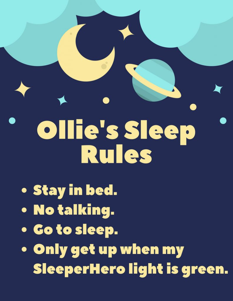 Sleep Rules
