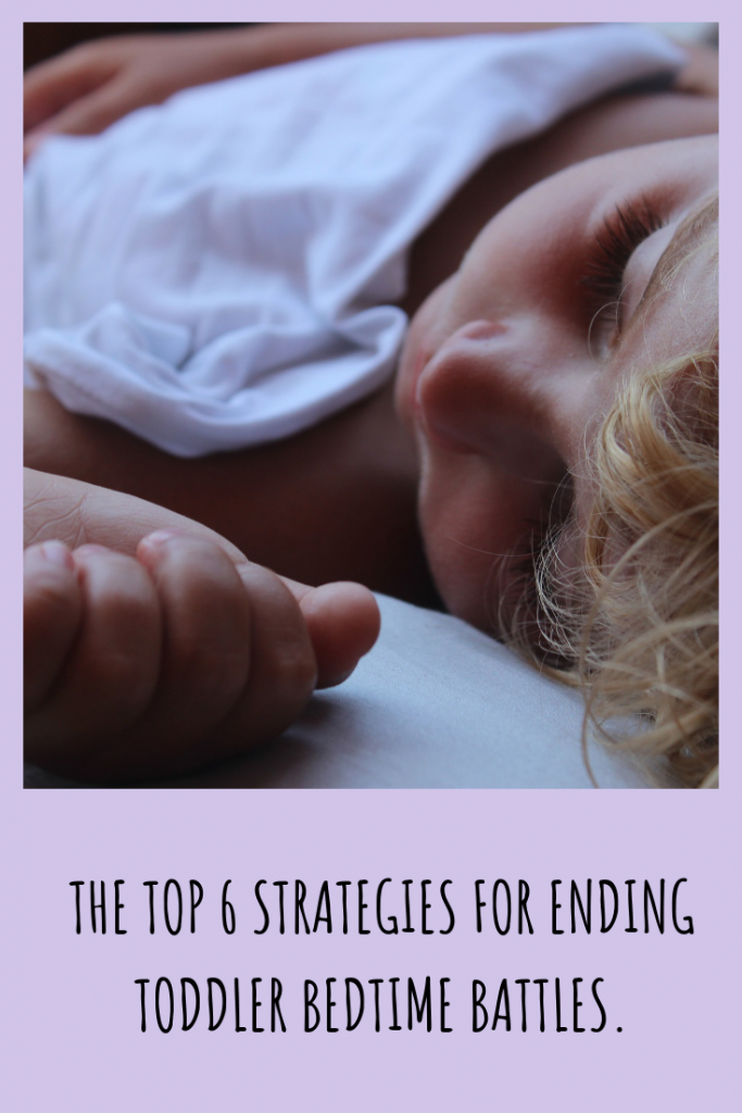 Bedtime battles can make putting kids to bed time consuming and stressful.  Find out this sleep consultants best tips for solving those bedtime battles and making getting your kids to sleep stress-free.