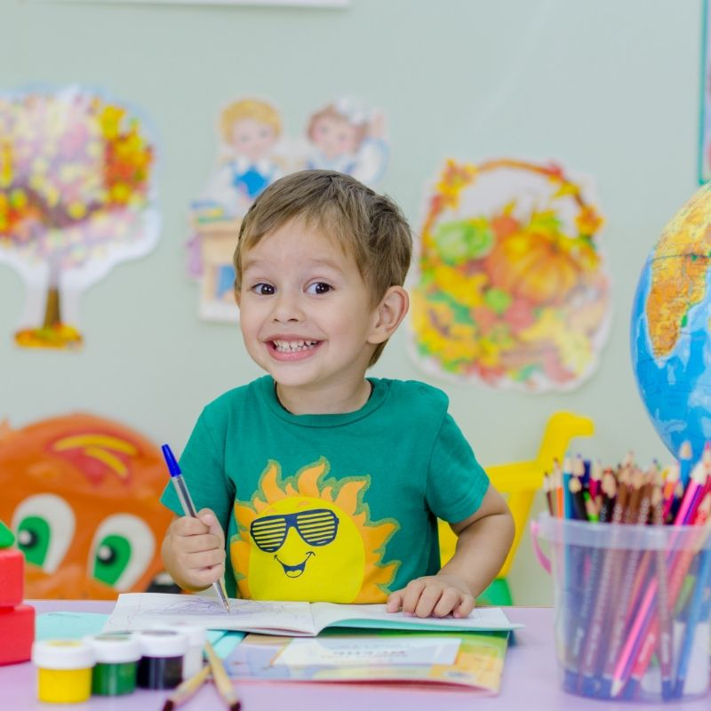 How to help your child prepare for the new school year and het back in to the school routine.