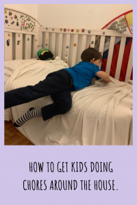 Kids often find chores frustrating, boring or just plain don't want to do it. Here you'll find 6 tips for helping getting your child helping with chores around the house.