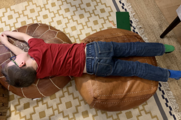 I have found that there are so many school-age children having sleep problems. Find out if your child is one of them and how you can improve the situation.