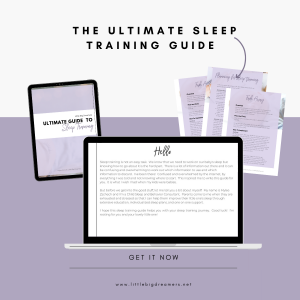 Ultimate Sleep Training Guide For 4 - 12 Month Olds.