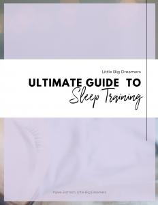 Ultimate Guide to Sleep Training